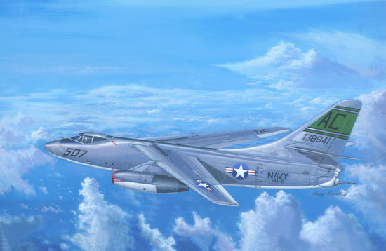 A-3D-2 Skywarrior  Skywarrior Strategic Bomber
