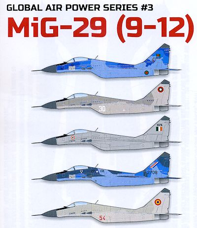 Global Air Power Series #3: MiG-29 International